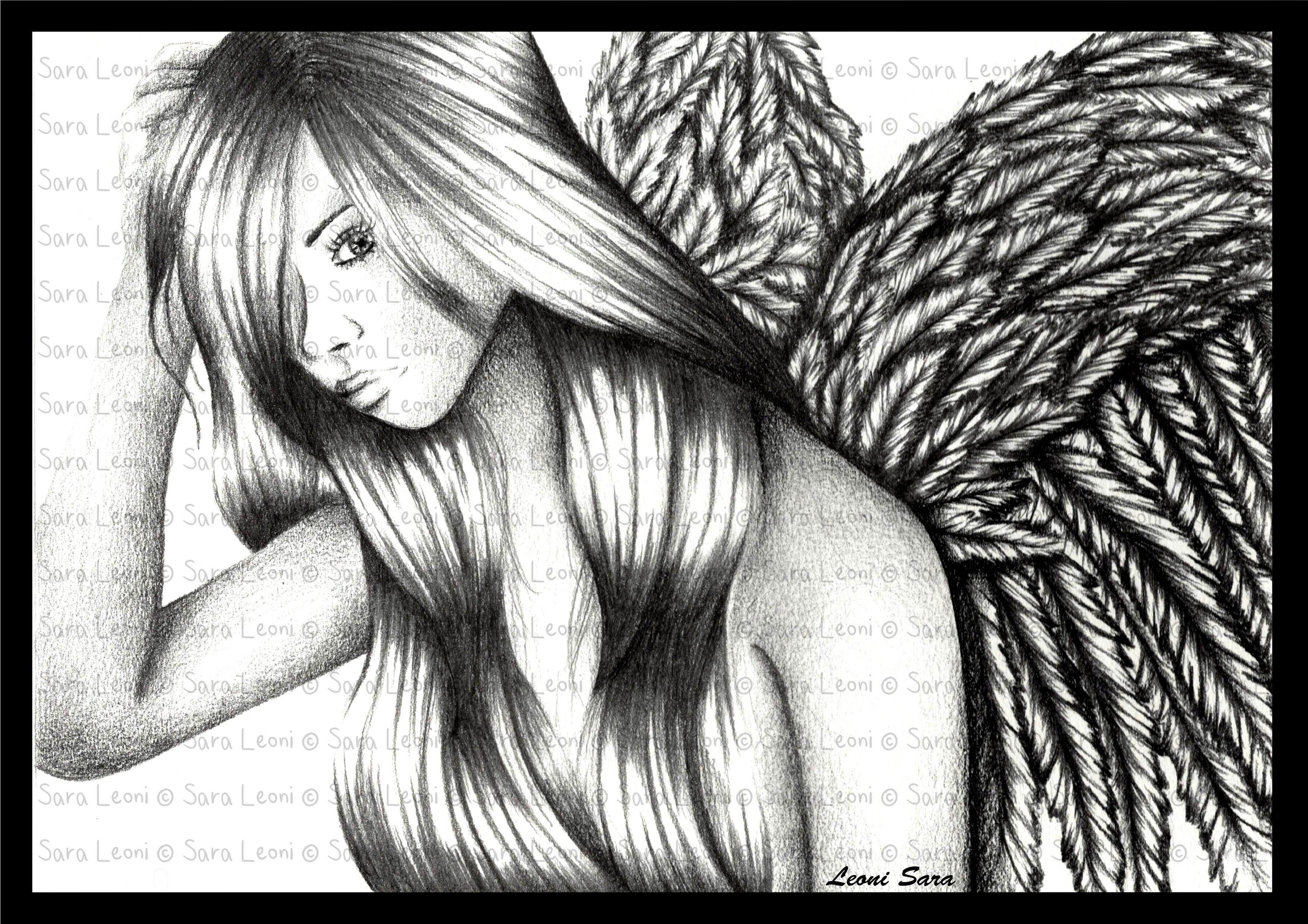 I miei disegni art heart for Disegni bianco e nero tumblr